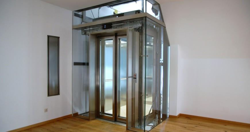 Stift Zwettl, Lift (10)